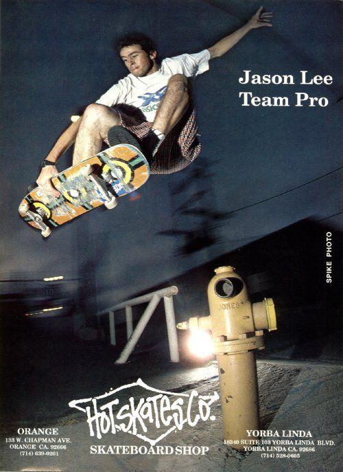 jason lee my name is earl skateboarding career swap