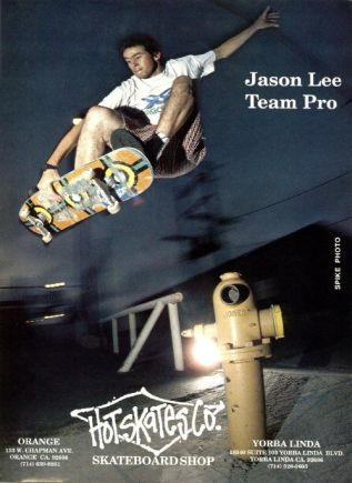 jason lee my name is earl skateboarding career swap